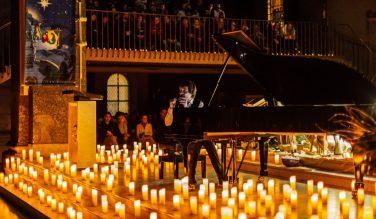 Candlelight en la Iglesia de la Encarnación: música a la luz de las velas